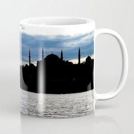 Sultanahmet Camii Skyline Istanbul Turkey Coffee Mug