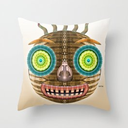 Bottlehead #8 Throw Pillow