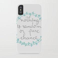 Random iPhone X Slim Case