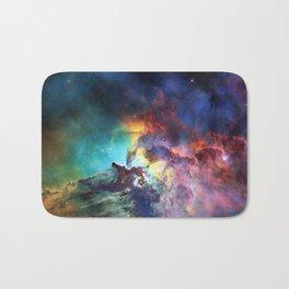 Lagoon Nebula Bath Mat