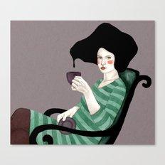 Tania Canvas Print