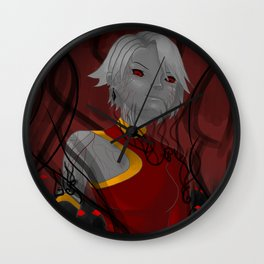 RWBY - Revenant Cinder Wall Clock
