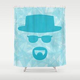 Meta Shower Curtain