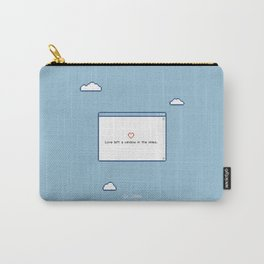 Window in the Skies Carry-All Pouch