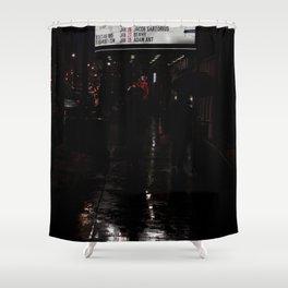 Danforth Music Hal Shower Curtain