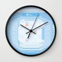 Airlock - Alien (1979) Wall Clock