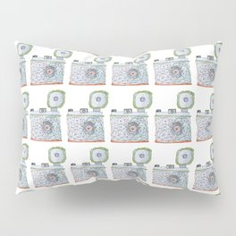Camera Pattern 2.2 Pillow Sham