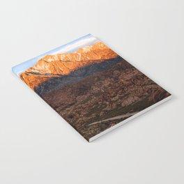 Mount Whitney & Alabama Hills, California Notebook