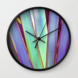 Fiesta Palm Wall Clock