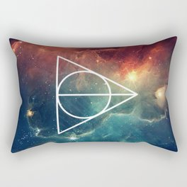 Deathly Hallows Nebula HP Rectangular Pillow