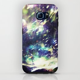 Blue Purple Web iPhone Case