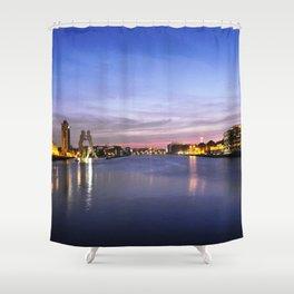 Spree Shower Curtain