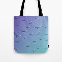 Bats Tote Bag