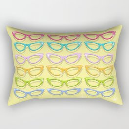 Make A Spectacle Of Yourself Rectangular Pillow