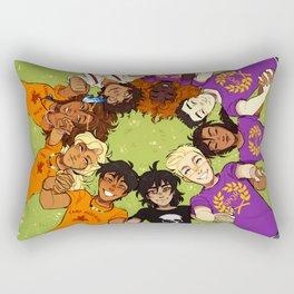 Olympus Heroes Rectangular Pillow