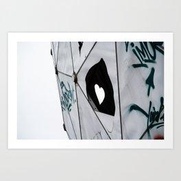 I heart Berlin Art Print