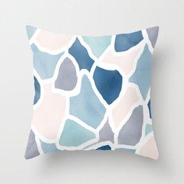 Watecolor Nia Throw Pillow