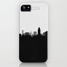 City Skylines: Lincoln iPhone Case