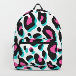 Vibrant Cheetah Backpack
