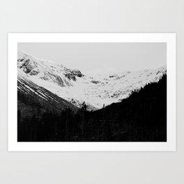 Glen Nevis Art Print