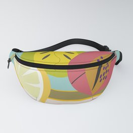 Fruit Bowl Fanny Pack