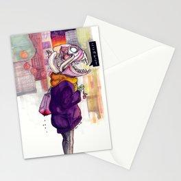 koko wa doko Stationery Cards
