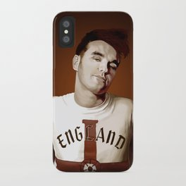 The Smiths singer iPhone Case