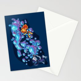 Creating the universe is fun! Stationery Cards
