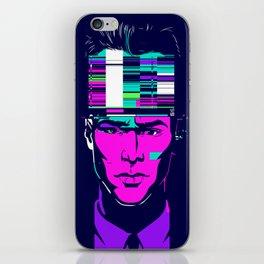 mnemonic_data_overload_ iPhone Skin