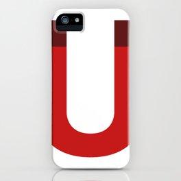magnet iPhone Case