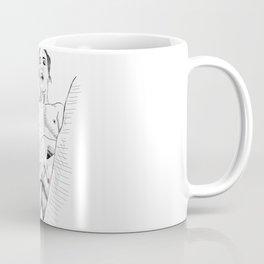 Oh yeah fill me up Coffee Mug