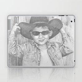 Howdy Pardner Laptop & iPad Skin