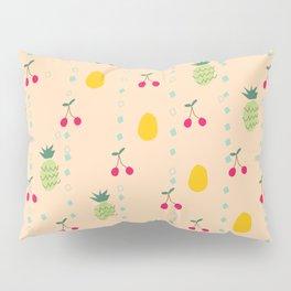 Fruity Spring Pillow Sham