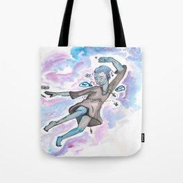 Modern Qwitch Tote Bag