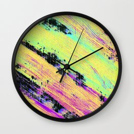 Farbe 1.1 Wall Clock