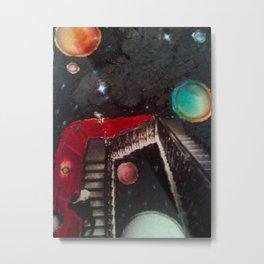 Space? Metal Print