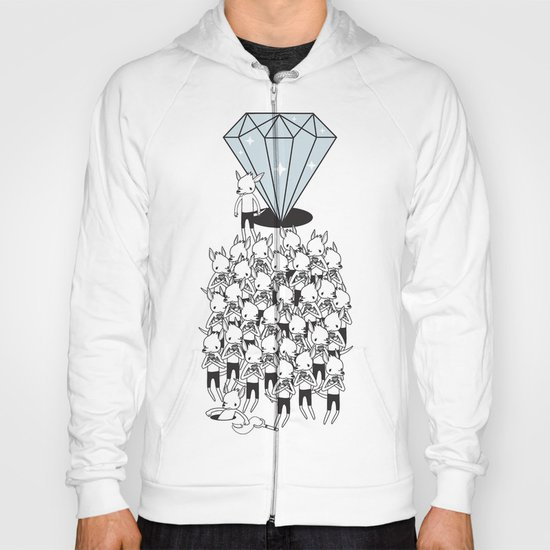 I GOTTA BIG DIAMOND  Hoody