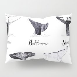 Toothed Whales Pillow Sham