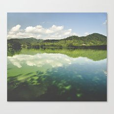 Perfect World Canvas Print