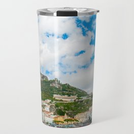 Amalfi into the Sea Travel Mug