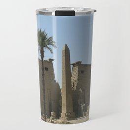 Temple of Luxor, no. 2 Travel Mug