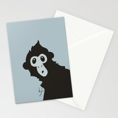 Spider Monkey - Peekaboo! Stationery Cards