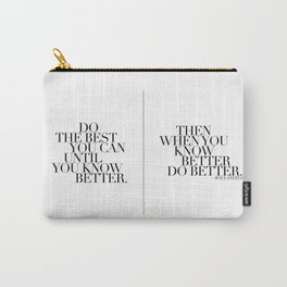 Do Better Carry-All Pouch