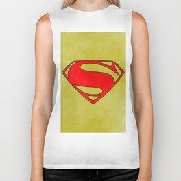 Super Hero, comics Biker Tank