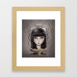 Glasshouse II Framed Art Print