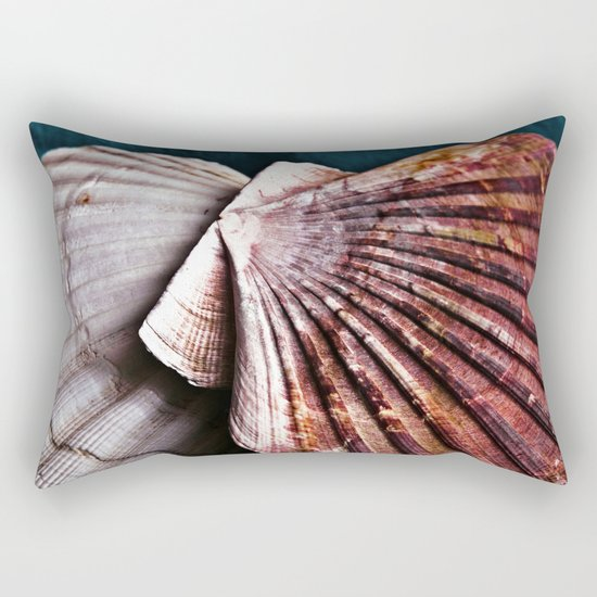 YOU and ME in Structures of Harmony Rectangular Pillow