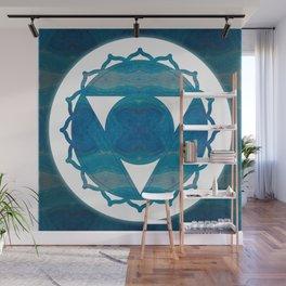 Dimensional Communications Abstract Chakra Art Wall Mural