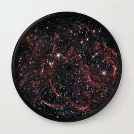 1217. Hubble views a spectacular supernova with interstellar material over 160,000 light-years away Wall Clock