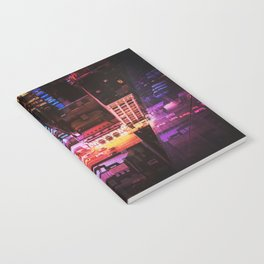 New York City Blade Runner Notebook