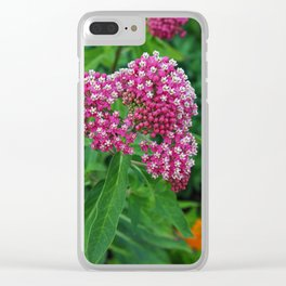 Superficial Stranger Clear iPhone Case